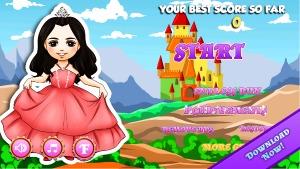 Brave Princess Kelzey iPhone Game