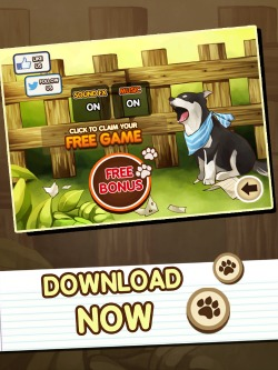 Dog Ate My Homework iOS game for iPad, iPhone and iPod 3