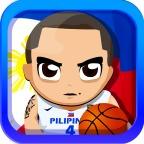 Gilas Pilipinas Laban Puso Mobile Game icon