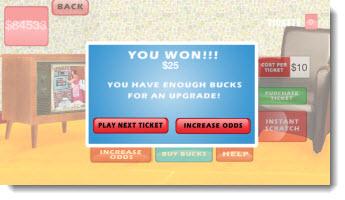 Lotto Scratcher 2
