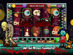 Monster Slot Casino Blast for iPod Game