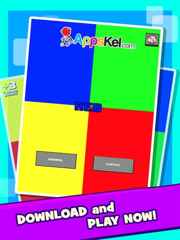 RGBY Color Mania iphone game