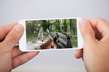 Shooting Games on iPhone