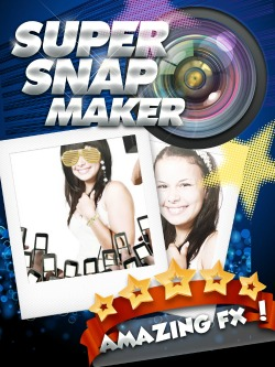 Super Snap Maker ipod Game