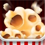 100 Perfect Popcorns iPhone, iPod, iPad game icon