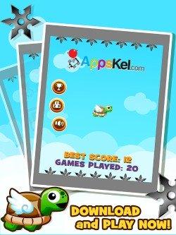 Amazing Turtle Mega Jump iPad game
