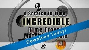 A Scratch in Time iOS Game