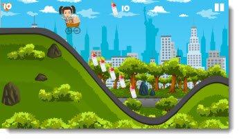 Download iPad Games - Baby Stroller