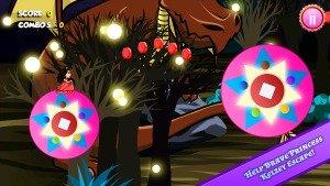 Brave Princess Kelzey iPad Game
