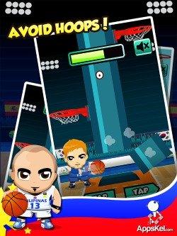 Gilas Pilipinas Laban! Puso! iPad Game