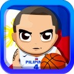 Gilas Pilipinas Laban Puso Mobile Game icon