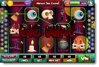 Monster Slot Casino