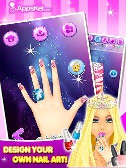 Princess Nail Salon for ipad
