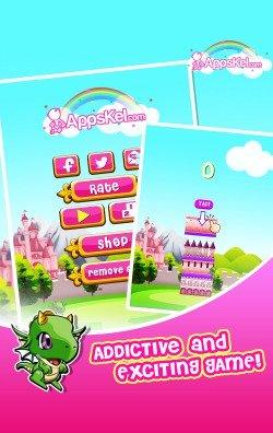 Princess Model Girls Tower Fantasy iPad Game