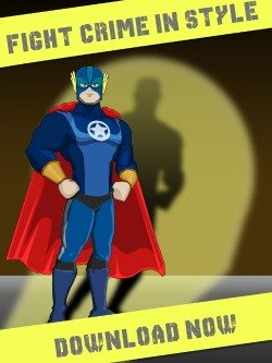 Super Hero Maker iPhone Game