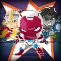 superhero fist of fury