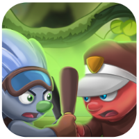 trolls vs smurf