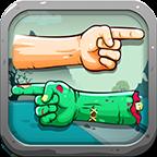 Zombie Hand Swipe ipod, iphone, iPad game