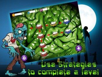 Zombie Virus Blast iPod Game