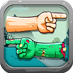 Zombie Hand Swipe ipod, iphone, iPad game