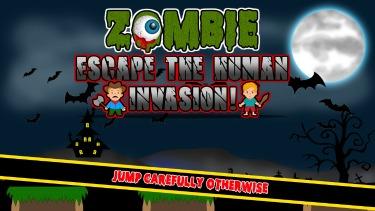 Zombie Escape The Human Invasion iPad Game