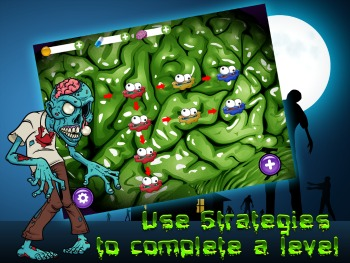 Zombie Virus Blast iPod Game